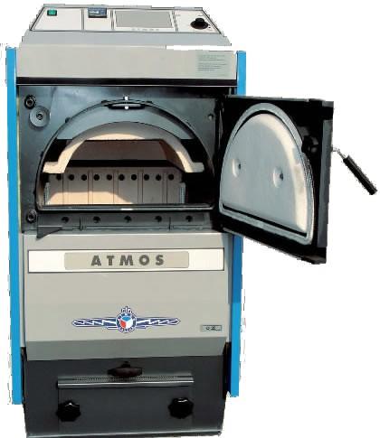 Automatické kotle atmos