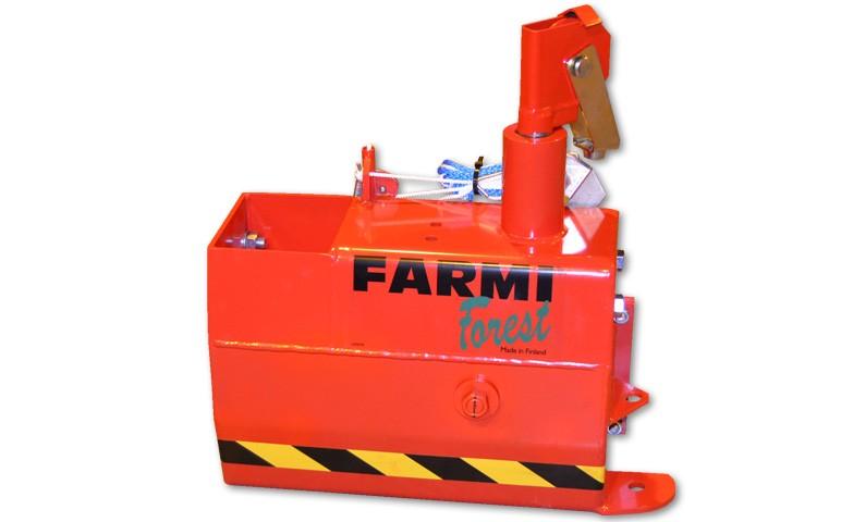PTO winch | tractor winch | skidding winch | Farmi PTO winch | Farmi
