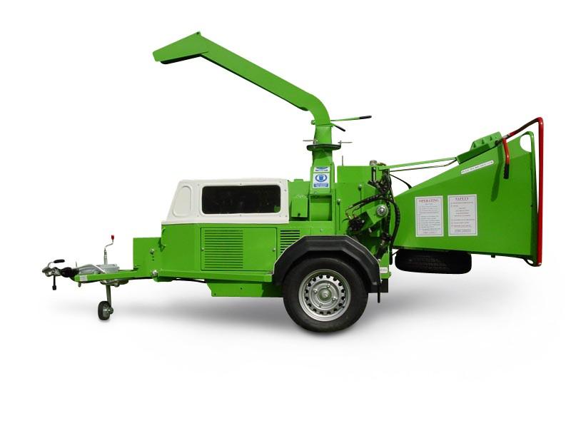 Greenmech wood chipper | Greenmech chipper shredder | cs100 ...