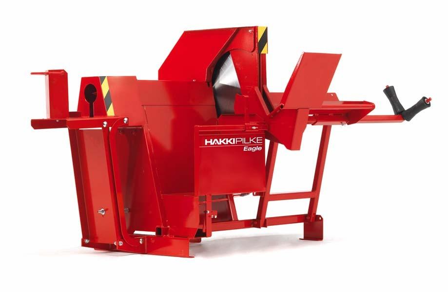 Hakki Pilke Eagle Electric Firewood Processor With Screw
