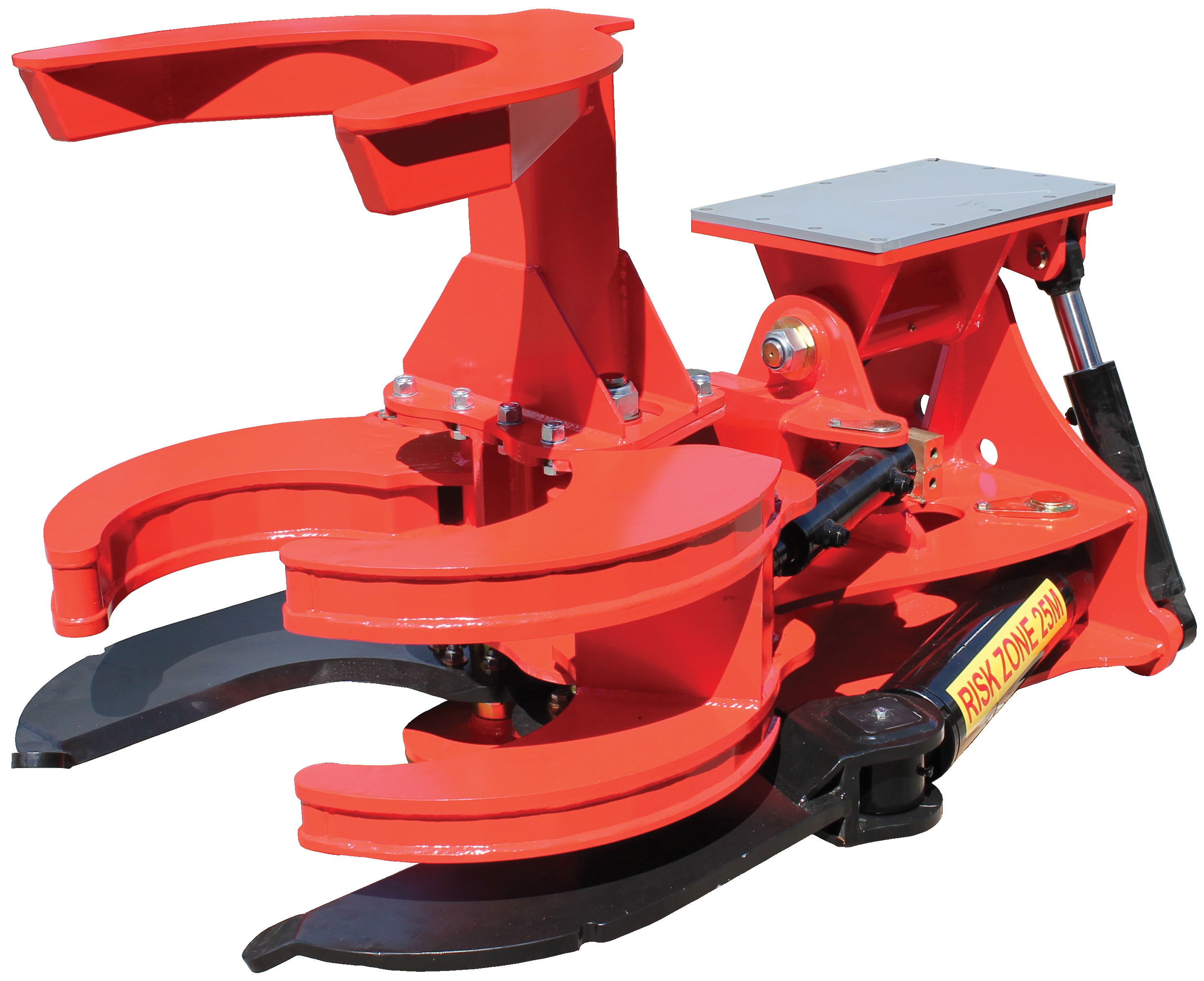 Forestry Truck For Sale Scorpion 440 | Tree Shears | tree shear | mlarge.com