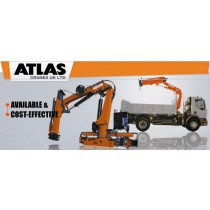 Atlas Truck Mounted Cranes