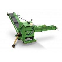 Bilke S3 firewood guillotine processor - 3 phase electric