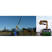 Effer Truck Mounted Cranes