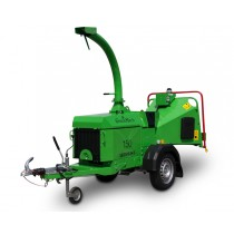 Greenmech Arborist 150 woodchipper
