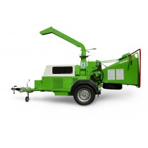 Greenmech Arborist 19-28 Woodchipper