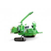 Greenmech Safe-Trak 19-28 Wood Chipper (MK2)