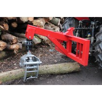 LMS Design 3 Point Linkage Timber Grapple