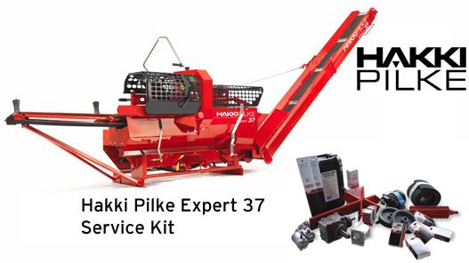 Hakki Pilke Expert 37 Service Kit