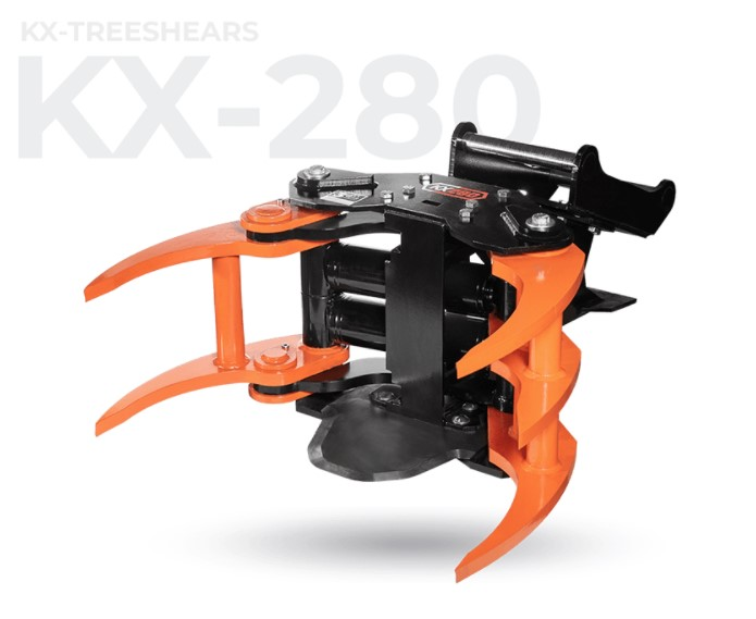 New KX Tree Shears